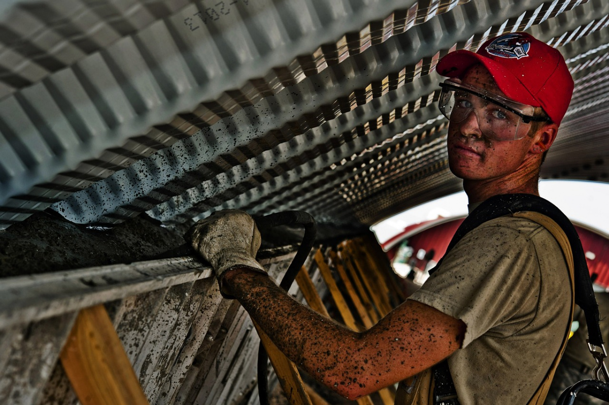Construction worker. Pixabay/Public domain