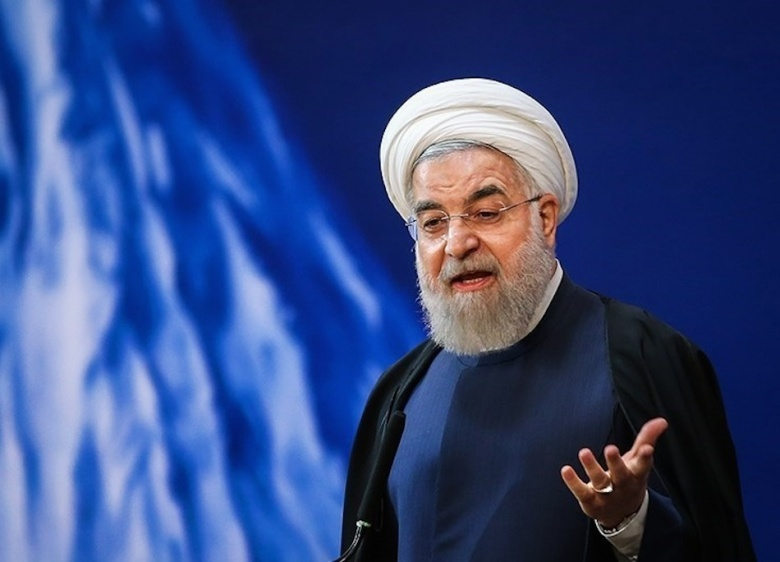 President Hassan Rouhani. Wikimedia Commons/Hamed Malekpour.