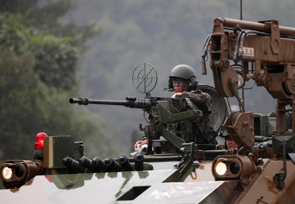 Military Policy of South Korea Essay