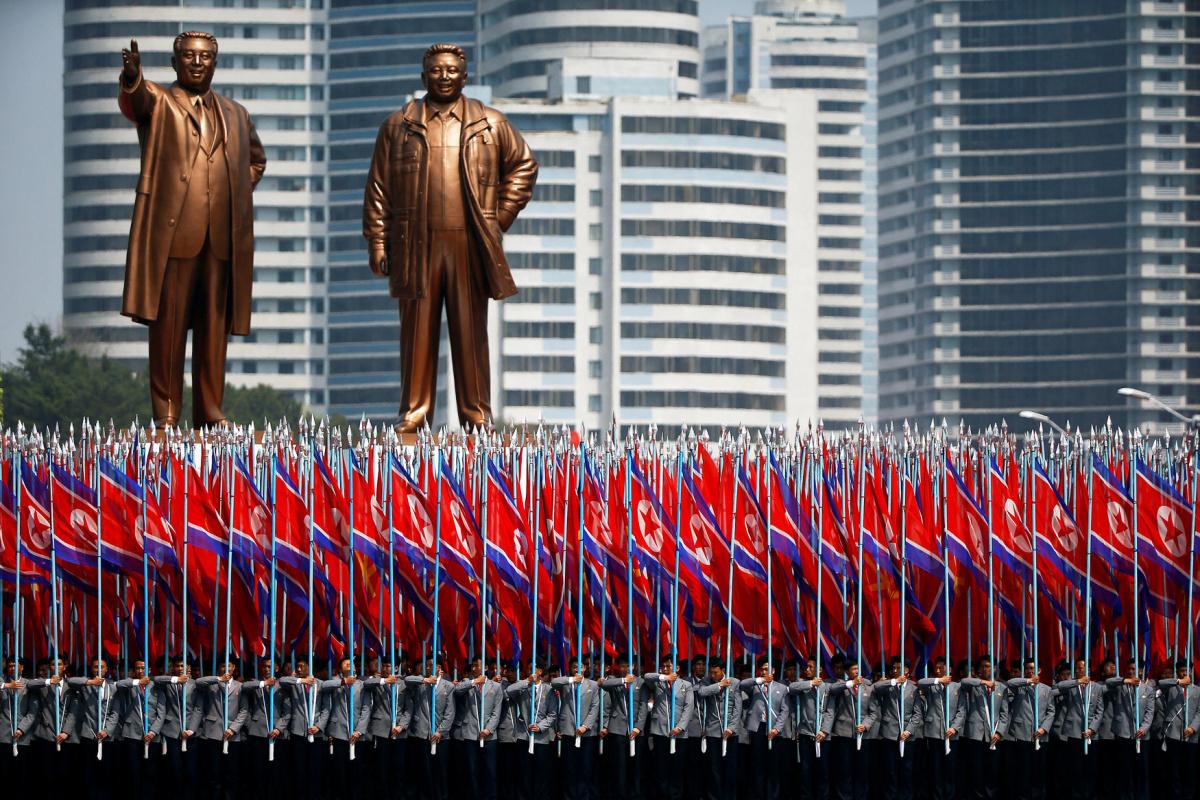 North Korea is Trump's greatest headache