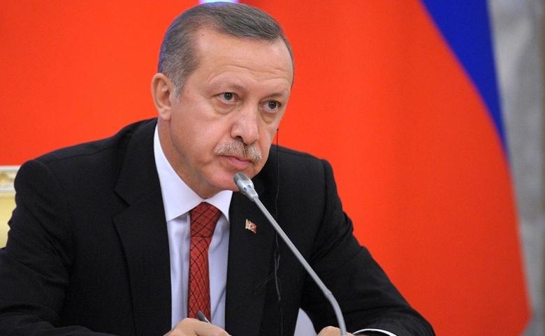Recep Tayyip Erdoğan. Kremlin.ru