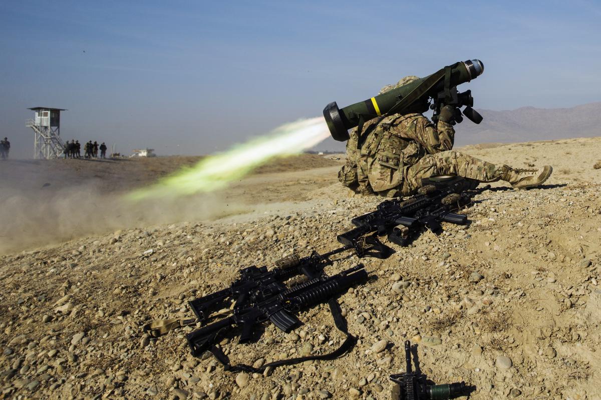 USA decides to provide arms to the Ukrainian regime