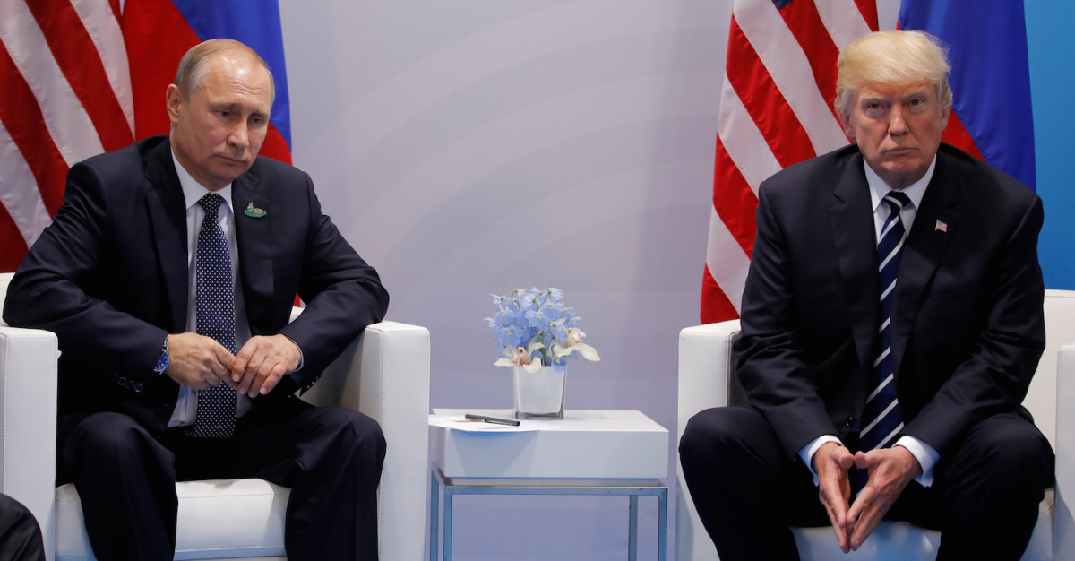 Trump, Putin had 'heated' discussion on Russian meddling for 40 minutes