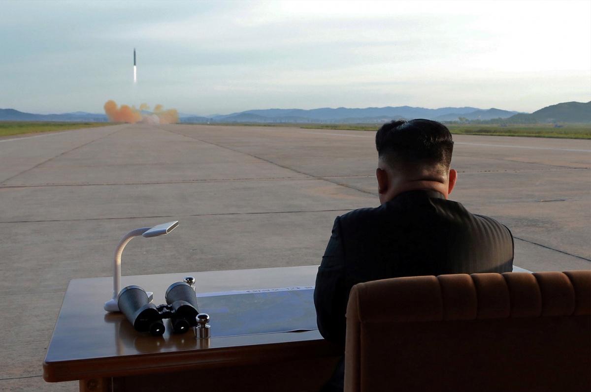 ผลการค้นหารูปภาพสำหรับ north korea icbm Sain Ni