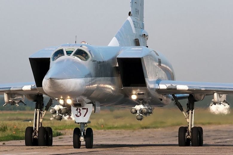 Tupolev Tu-22M-3M. Wikimedia Commons/Alex Beltyukov