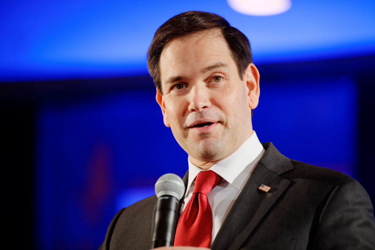 Sen. Marco Rubio. Flickr/Creative Commons/Michael Vadon