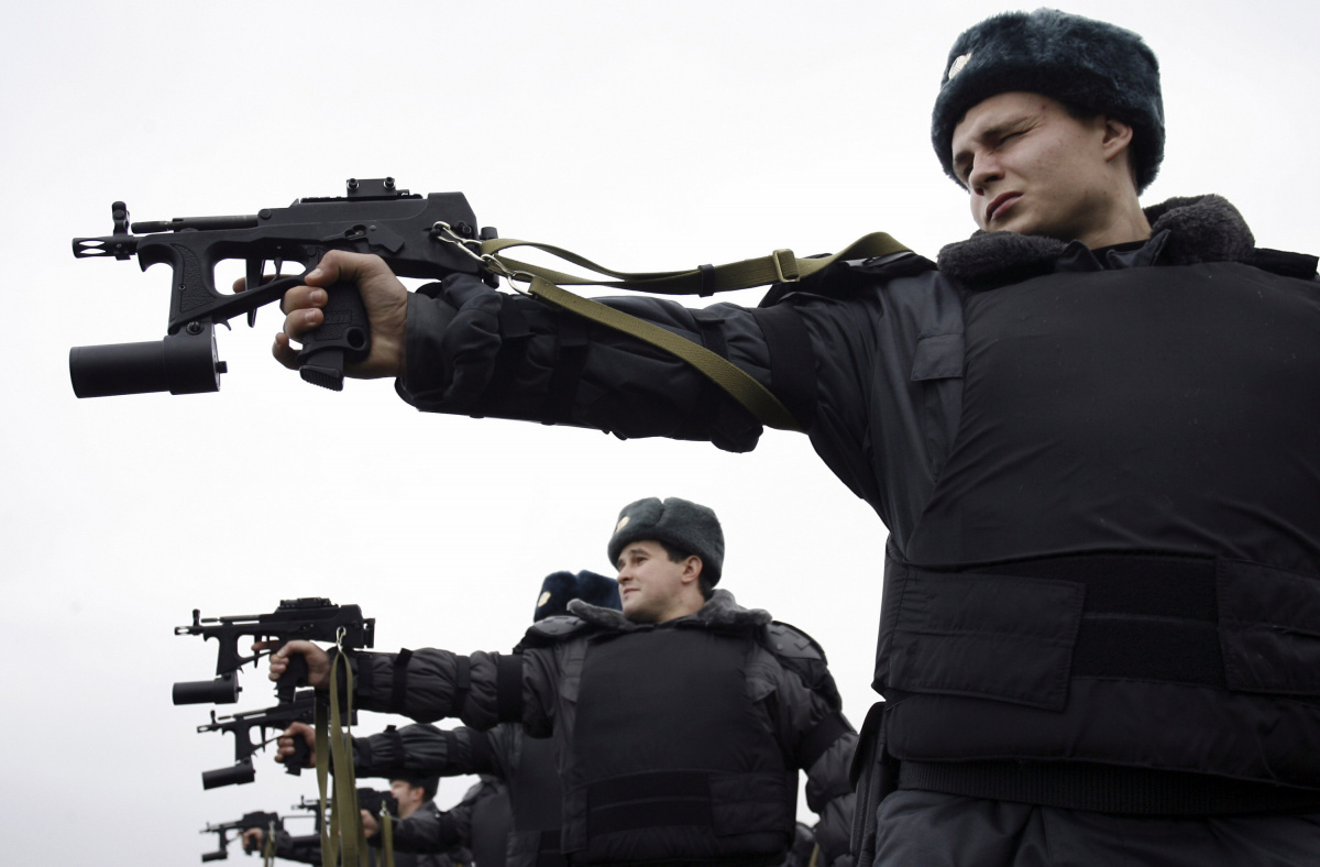 This Is The Russian Special Forces Unit No One Talks About