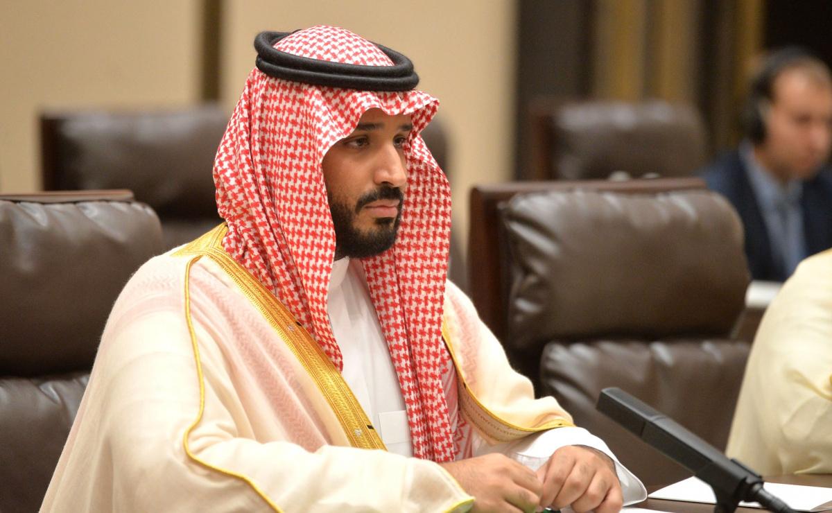 Deputy Crown Prince of Saudi Arabia Mohammad bin Salman Al Saud. Kremlin.ru