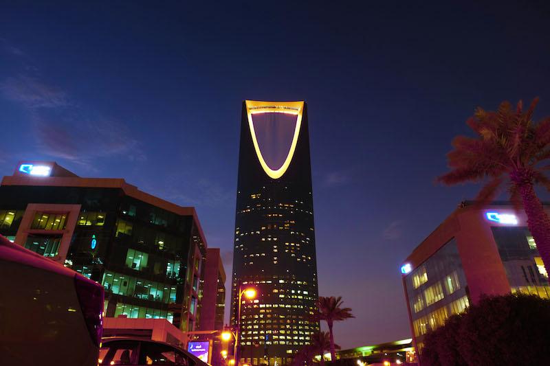 Kingdom Centre, Riyadh. Pexels.com/Public domain