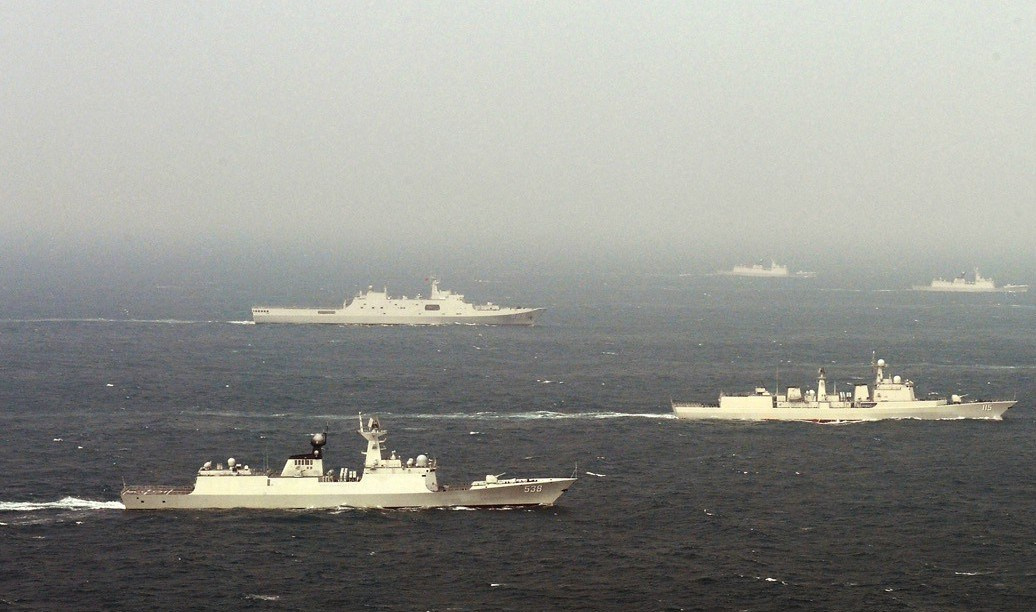 What Does China Want The South China Sea Islands For