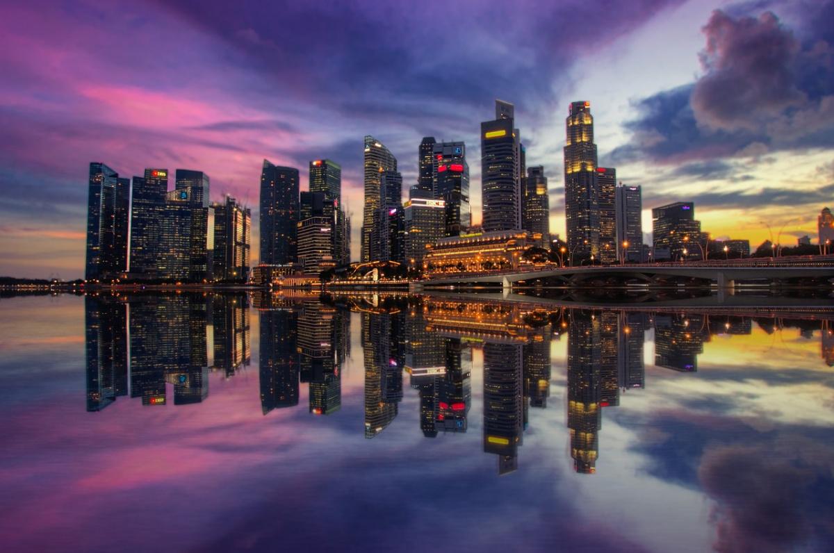 Marina Bay, Singapore. Pixabay/Public domain