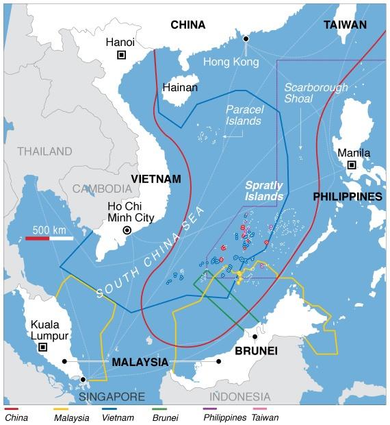South china sea arbitration award breathtaking but south china sea arbitration award breathtaking but counterproductive gumiabroncs Images