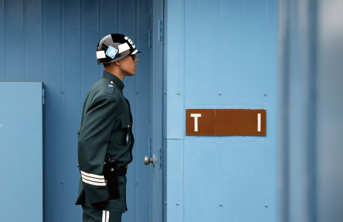 The Ultimate Nightmare: U.S. Withdrawal from South Korea