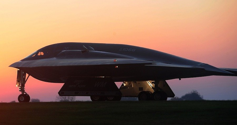 B-2 stealth bomber. Pixabay/Public domain