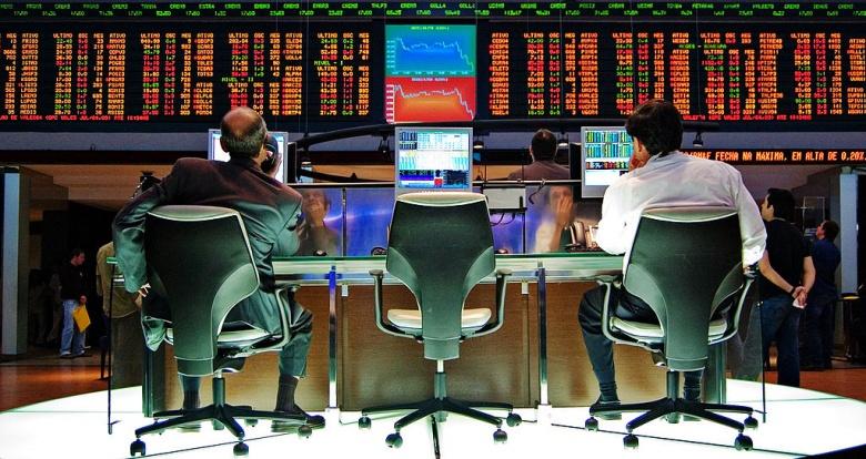 São Paulo stock exchange. Wikimedia Commons/Rafael Matsunaga