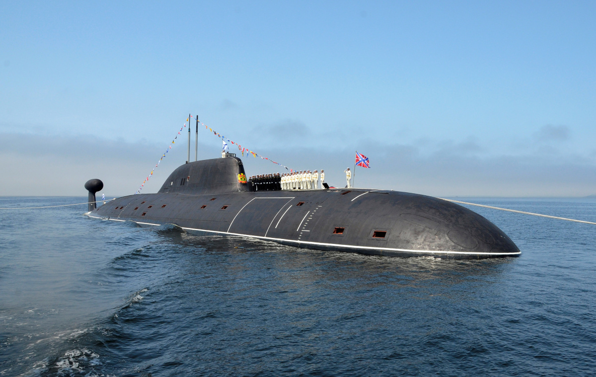 Russia S Nuclear Submarine Force Is Back Maybe The