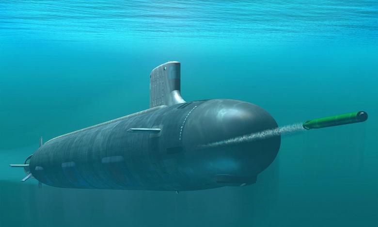 A submarine.