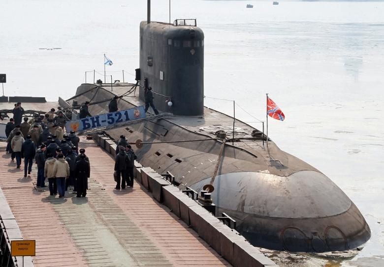 The crew of a diesel-powered Kilo-class submarine. Wikimedia Commons / RIA Novosti archive, image #187524 / Vitaliy Ankov / CC-BY-SA 3.0