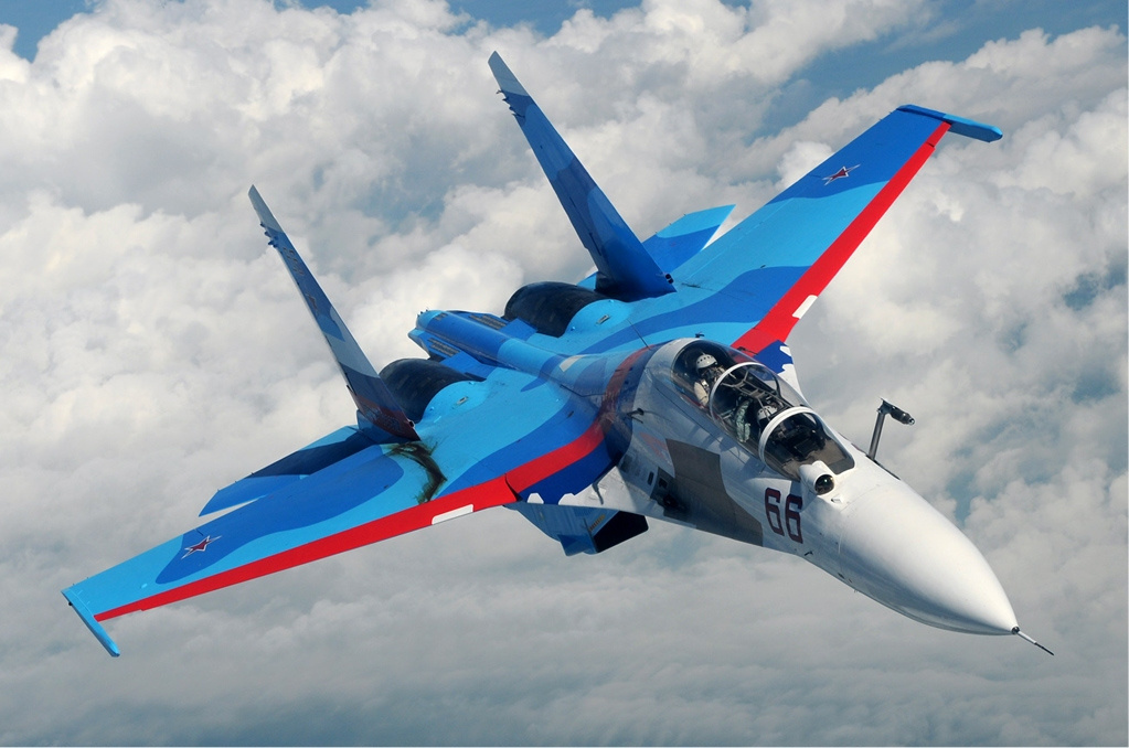 All About Hollywood Celebrity: Deadly Sukhoi Su-30