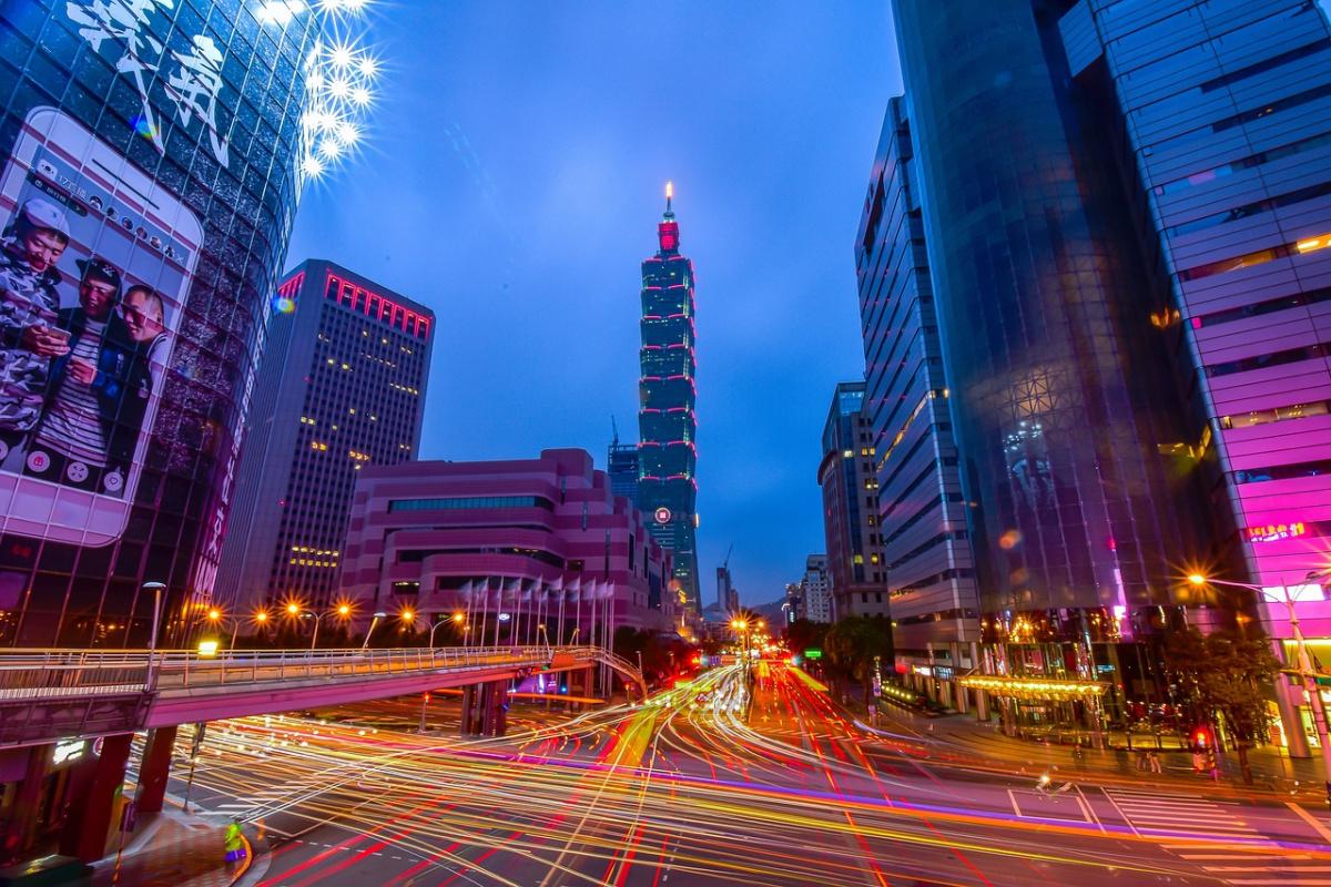 Taipei 101. Pixabay/Public domain