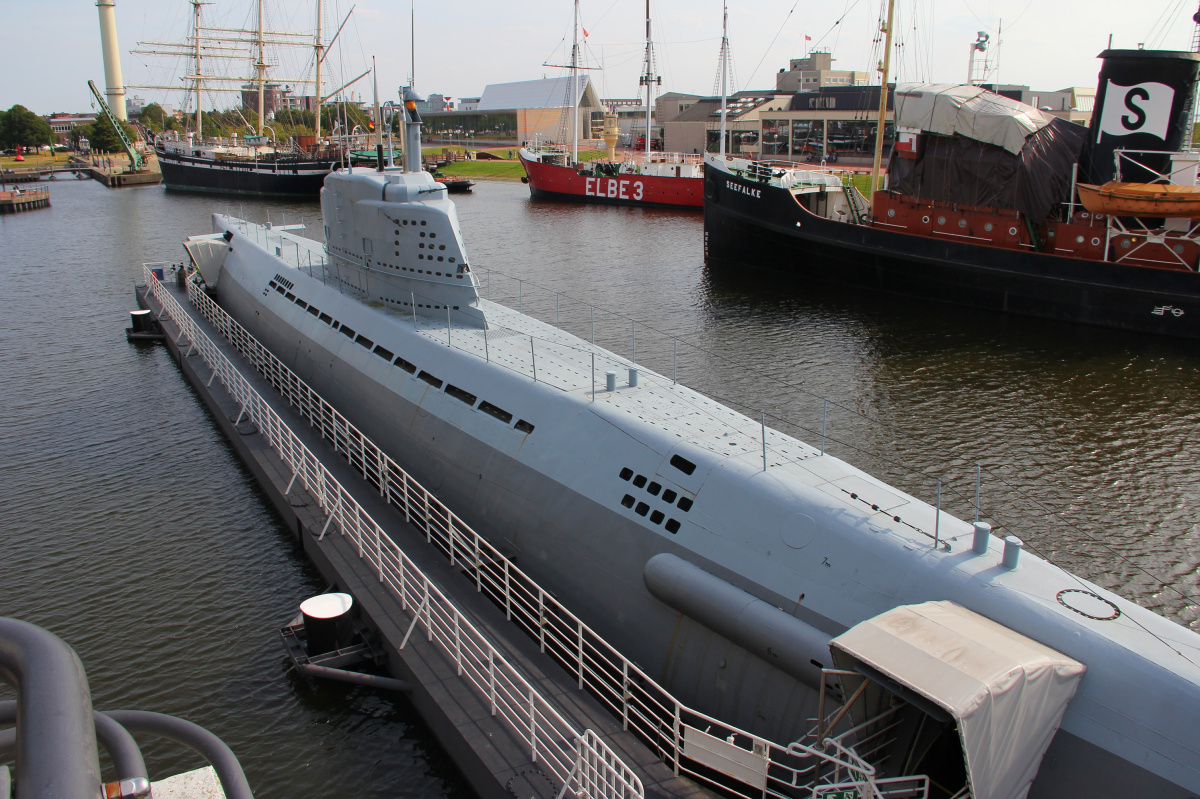 Why Nazi Germany's Super Submarines Were a Super Failure