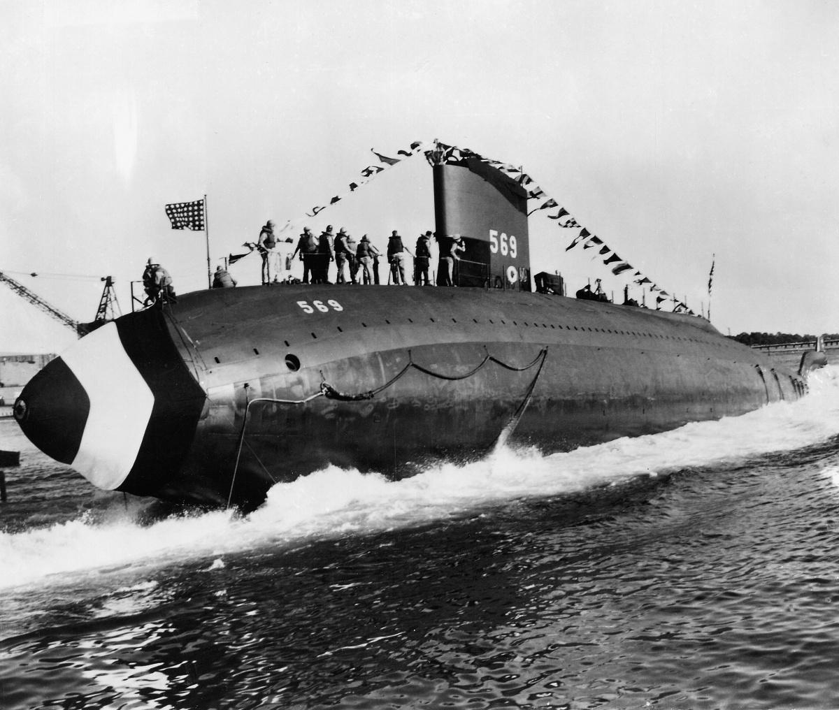 подводные лодки россии вики