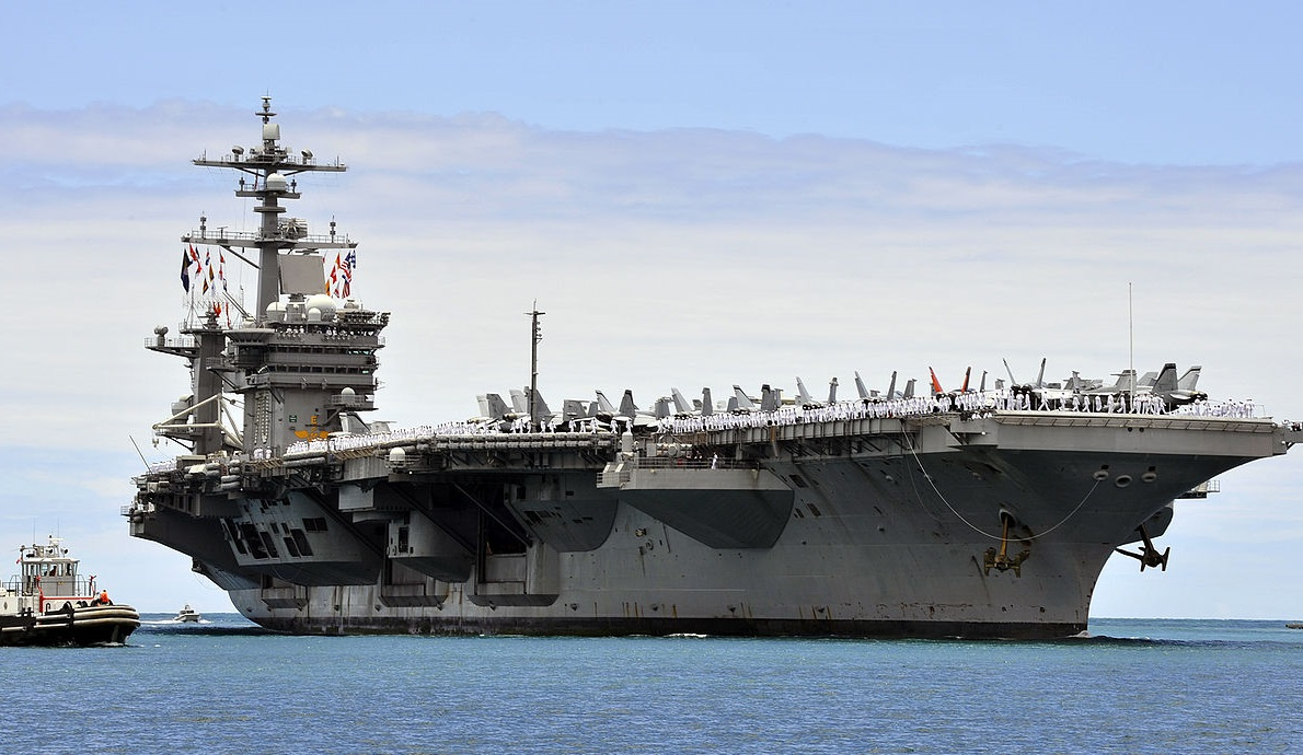 Trump hails $54 billion defense spending proposal
