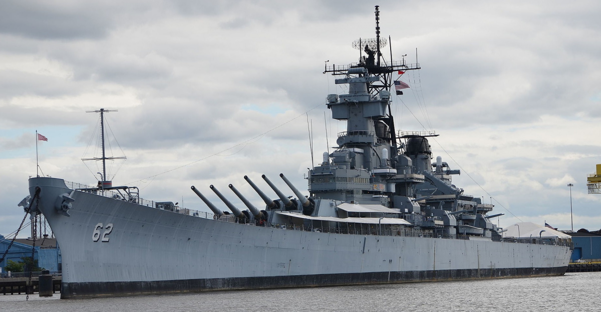 The Crazy Experiment That Proved The Battleship Was