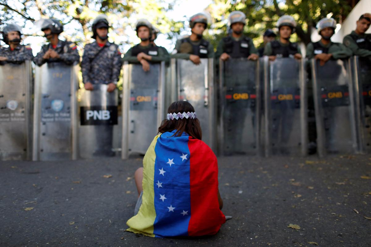 Výsledek obrázku pro venezuela