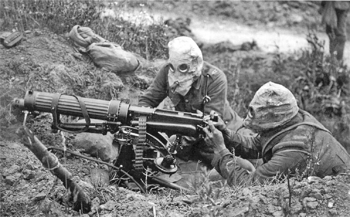 Image result for weapons in world war one