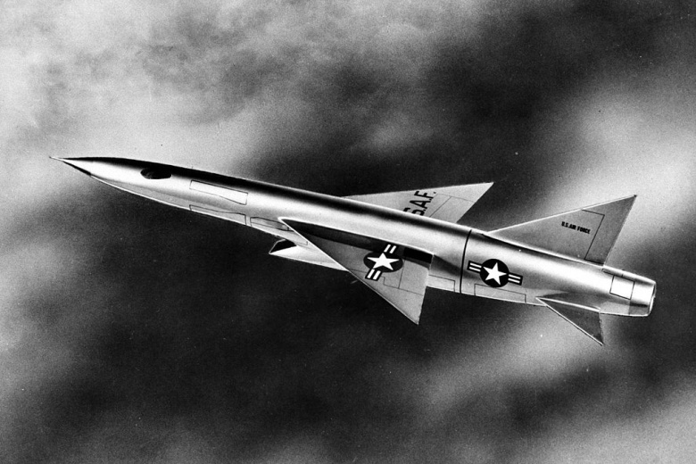 XF-103 Fighter. Wikimedia Commons/U.S. Air Force