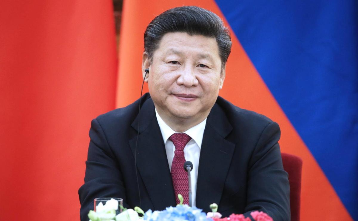 Xi Jinping. Kremlin.ru
