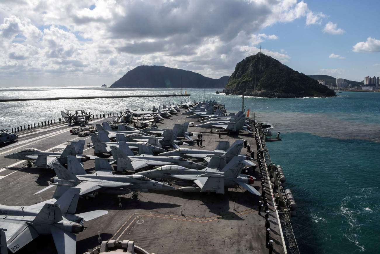 How America Can Push Back against China in the South China Sea and Beyond
