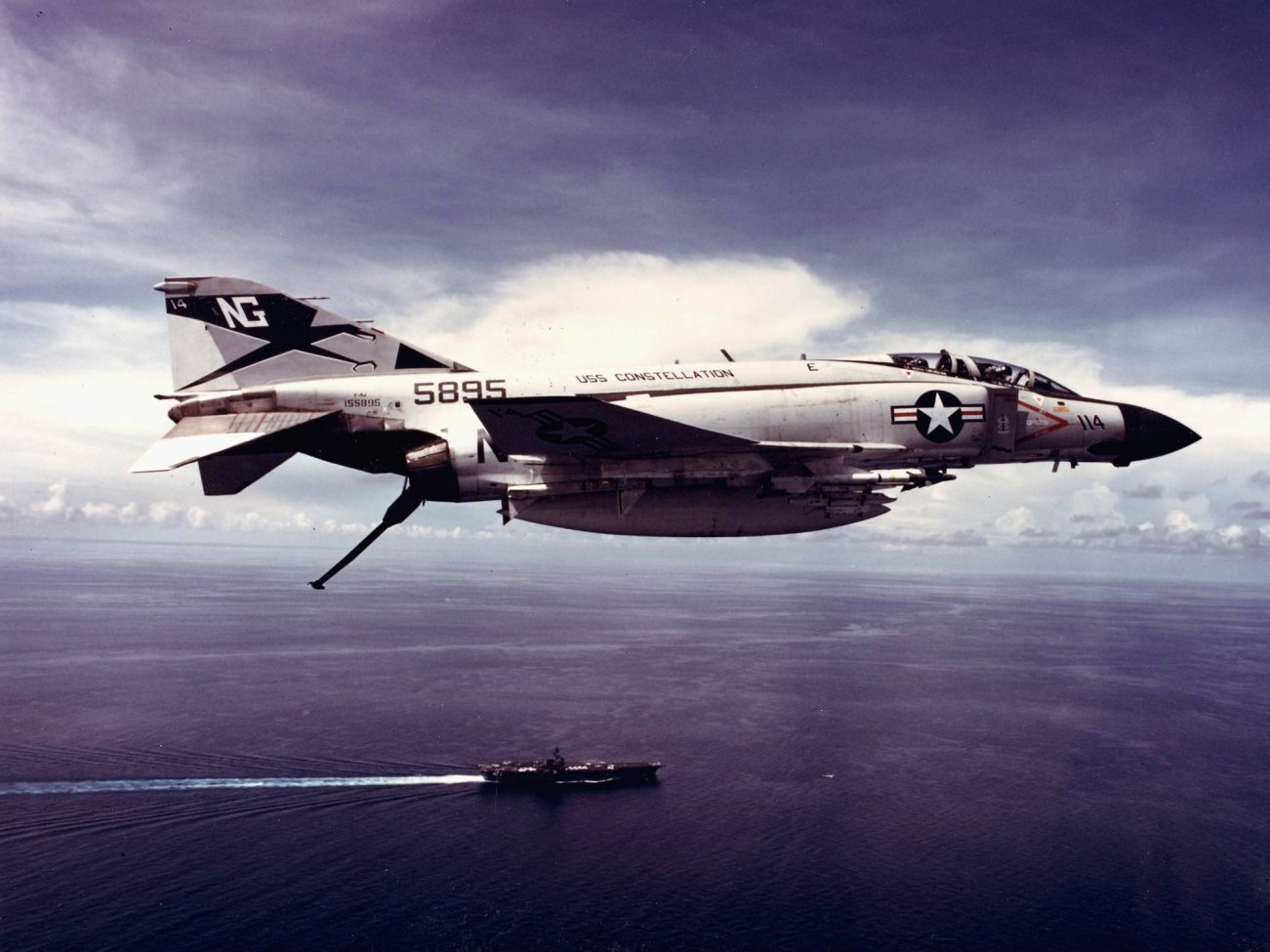 The Shocking Story of the Vietnam War's Mystery Fighter Ace