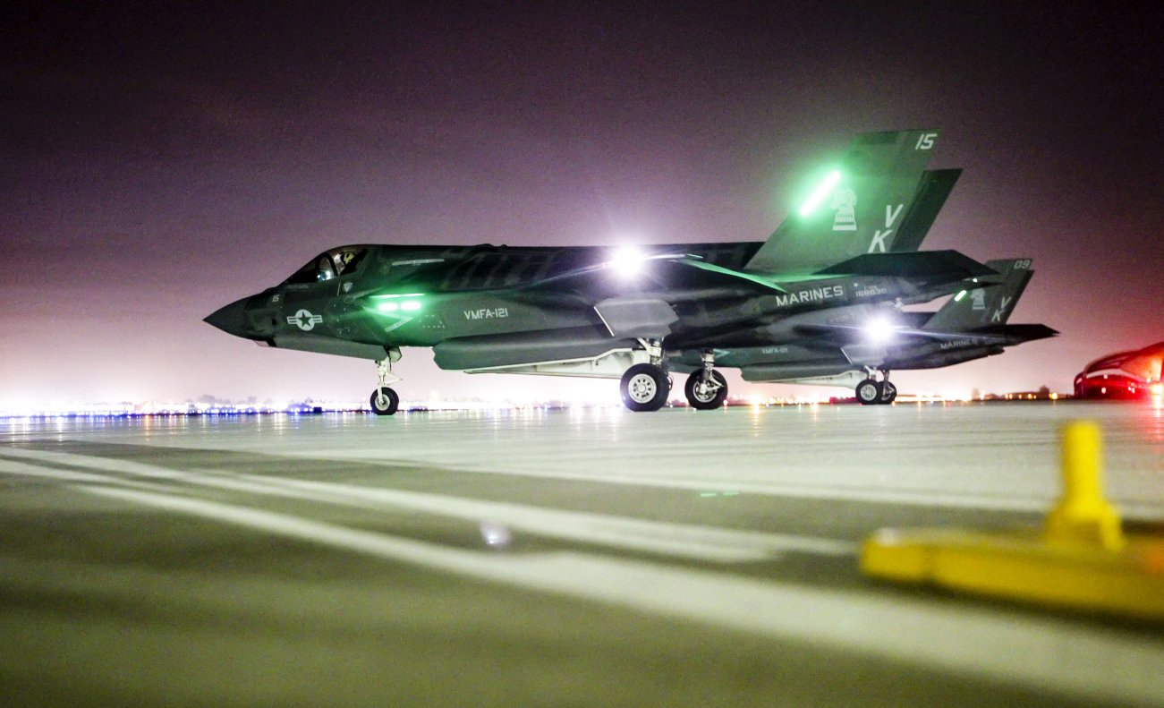 Japan Might Buy as Many as 40 F-35B Fighters, Report States