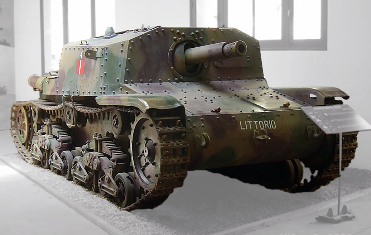 Mussolini's World War 2 Tanks: Super Weapons or Super Duds?