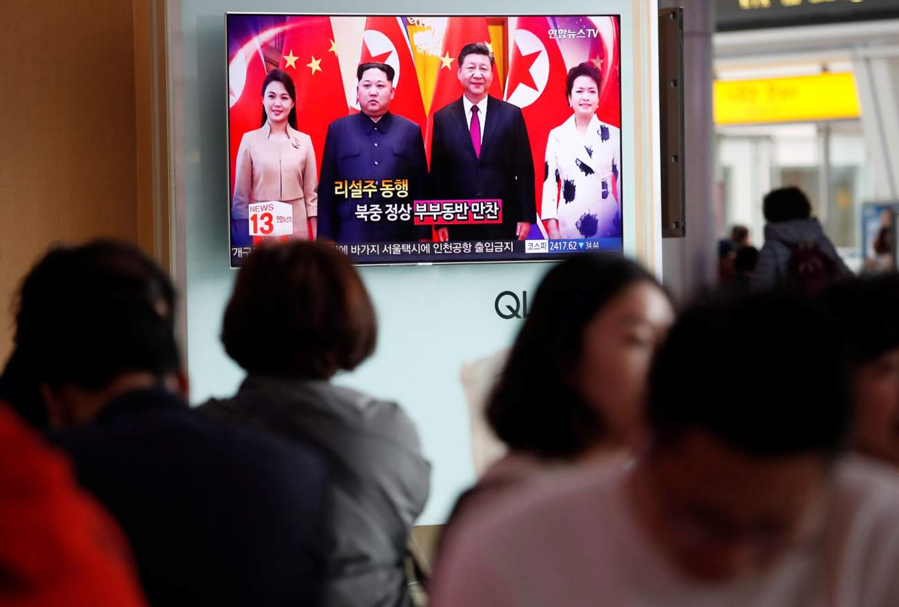 'Good Deal': South Korea, America Mend Trade Ties as Kim Jong Un Visits China
