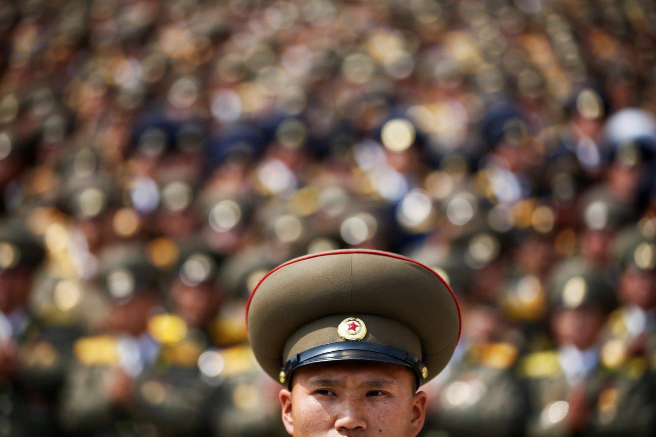 Trump Needs a Piecemeal Plan for North Korea