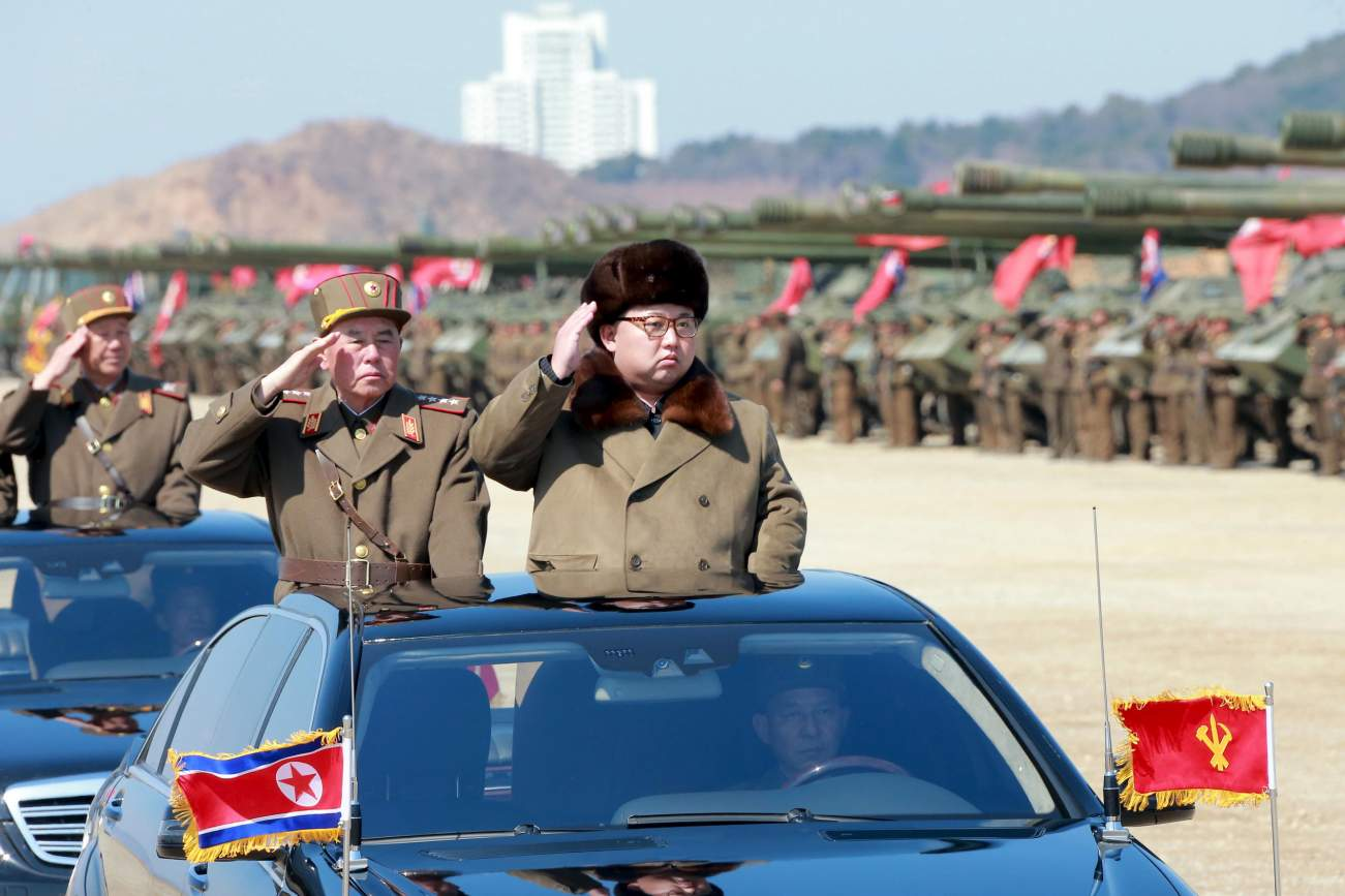 North Korea Won't Sell Nuclear Material to Terrorists