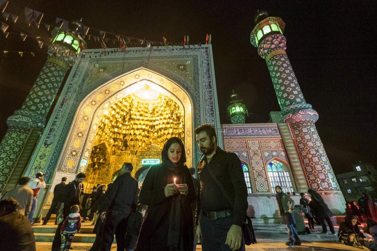 Be Careful What You Wish For: A 'Persian Spring' Would Be a Disaster
