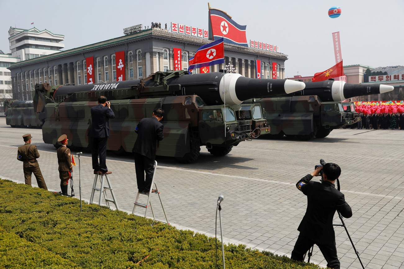 North Korea's Nuclear Tipped ICBMs Can Now Hit New York