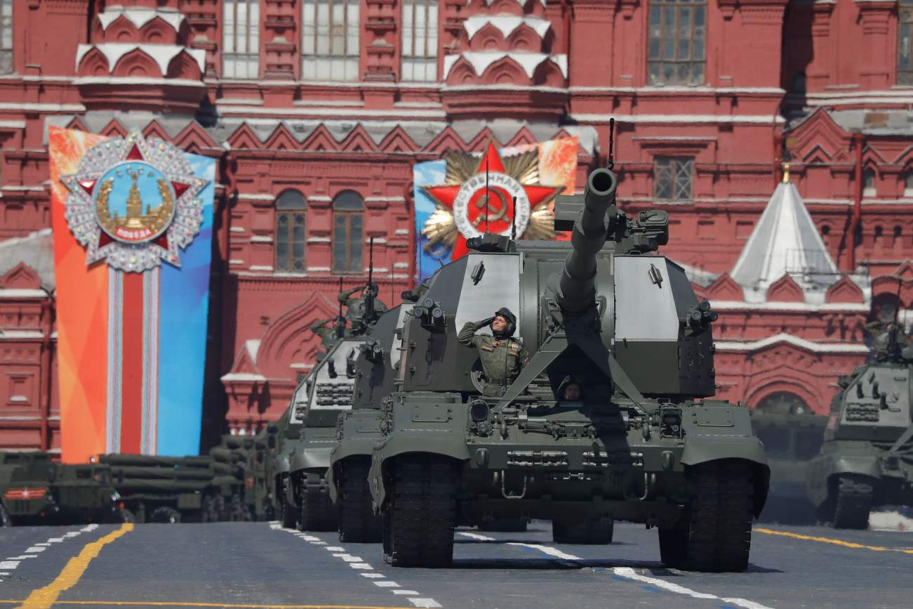 The Rise of Russia's Military