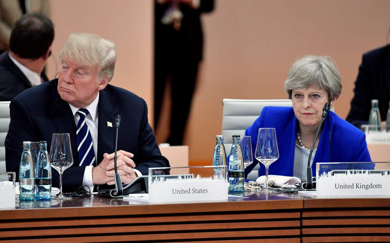 The 'Special Relationship' is in Trouble