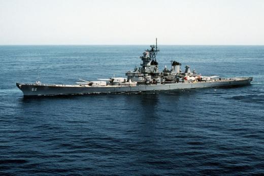 "The U.S. Navy Had Big Plans to Turn Battleships into Super Killer ""Nuclear Battleships"""