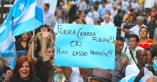 Ecuador and the Case of the Liberal Losers