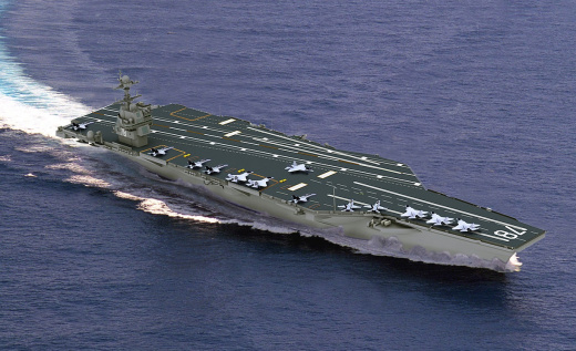 Why Aircraft Carriers (At Almost 100 Years Old) Still Dominate the Oceans