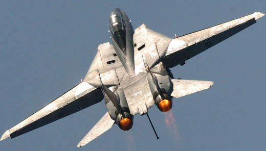 Why Iran Loves America's Top Fighter Jet (Of the 1970s)