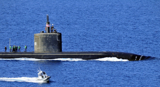Does China Have a Nuclear Submarine That Could Beat the U.S. Navy?