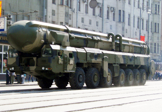 China and Russia Hate America's Missile Defense Systems for a Very Simple Reason