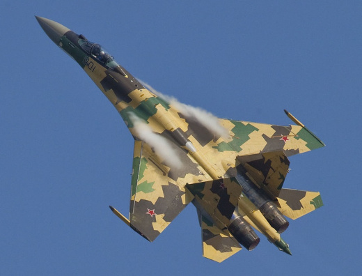 How the War in Syria Will Make Russia's Su-35 Even More Lethal
